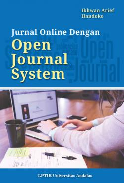 Cover for JURNAL ONLINE DENGAN OPEN JOURNAL SYSTEM