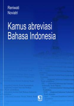 Cover for KAMUS ABREVIASI BAHASA INDONESIA