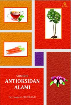 Cover for SUMBER  ANTIOKSIDAN ALAMI