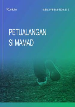 Cover for PETUALANGAN SI MAMAD